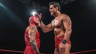 Download Rey Mysterio vs. Alberto El Patron (PWWC Mexico Part 5) Video