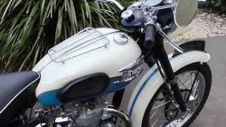 Download 1957 Triumph Tiger 100 Video
