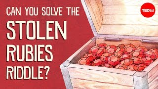 Download Can you solve the stolen rubies riddle? - Dennis Shasha Video