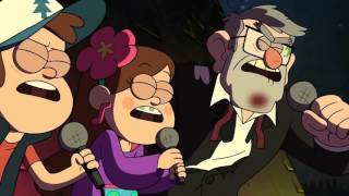 Download Gravity Falls - Taking Over Midnight HD With More Dipper Singing Video