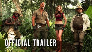 Download JUMANJI: WELCOME TO THE JUNGLE - Official Trailer (HD) Video