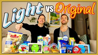 Download Light VS Original | Smakar det annorlunda? Video