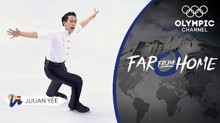 Download Malaysia's first Olympic Figure Skater trained in a Shopping Mall | Far From Home Video