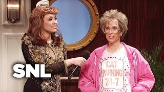 Download Grossed Out Cruise Ship Singer - SNL Video
