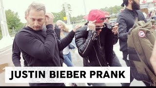 Download Gratis concert Ariana Grande - Justin Bieber prank | Gierige Gasten Video