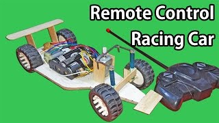 Download HOW TO Make A Simple F1 RC Car | Remote Controlled Car at Home Video