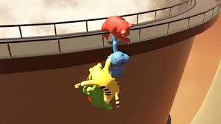 Download DO NOT LET GO! (Gang Beasts Funny Moments) Video