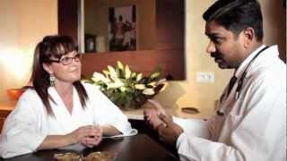 Download Besprechung beim Ayurveda-Therapeuten im Shakti - Ayurveda Center, Portorož Video