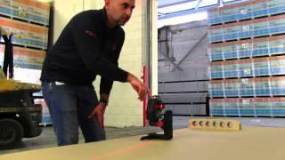 Download לדיקו כלי עבודה: פלס לייזר GLL 3-80 P Video
