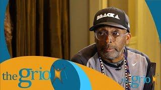 Download Spike Lee talks 'Blackkklansmen', white supremacy and filmmaking w/ Natasha Alford Video