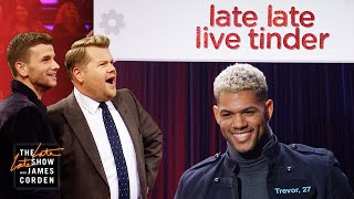 Download Late Late Live Tinder w/ Collin Martin Video