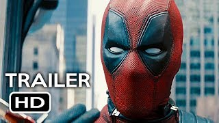 Download Deadpool 2 Official Trailer #2 (2018) Ryan Reynolds Marvel Movie HD Video