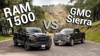 Download RAM 1500 VS GMC Sierra - lucha de peso mediano | Autocosmos Video