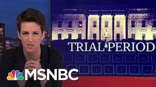 Download Trump Administration's Litany Of Mistakes Indicates Malice Or Incompetence | Rachel Maddow | MSNBC Video