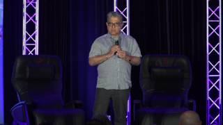 Download Deepak Chopra - How We Create the Human Universe TSC 2017 Video