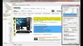 Download Easy Web Extract: Extract product information from Amazon Video