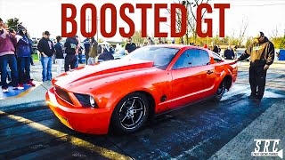 Download STREET OUTLAWS Boosted GT First No Prep Race in NEW CAR! Video