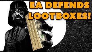 Download EA DEFENDS Battlefront II Loot Boxes! - The Know Game News Video