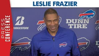 Download Leslie Frazier | ″It Will Be A Good Challenge For Us″ Video