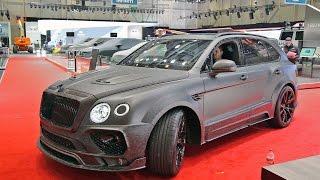 Download Bentley Bentayga MANSORY - Driving & Sound Video