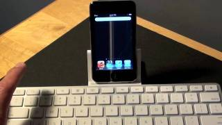 Download iPad Keyboard Dock with iPhone and iPod Touch: Demo Video