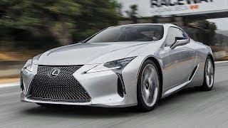 Download 2018 Lexus LC500 Hot Lap! - 2017 Best Driver's Car Contender Video
