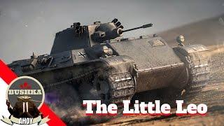 Download The Little Leopard World of Tanks Blitz Video