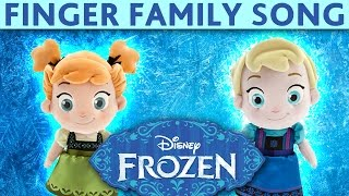 Download DADDY FINGER SONG FROZEN TOYS VIDEOS FOR KIDS Finger Family Song Video