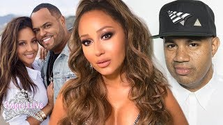 Download Why Adrienne Bailon broke up with her ex-boyfriend Lenny and married Israel Houghton Video