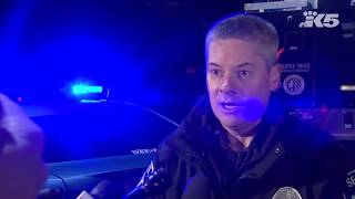 Download Seattle PD on the officer involved shooting incident in the U-district Video