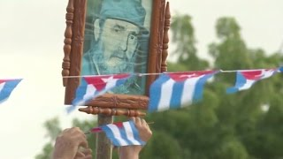 Download Fidel Castro's final goodbye Video