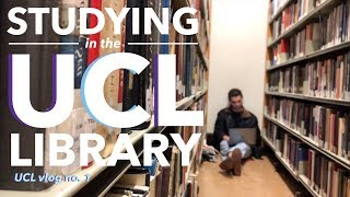 Download STUDYING in the UCL LIBRARY (exam season) Video