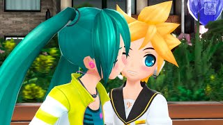 Download Friday Is Forever [Len x Miku] Edit PV Video