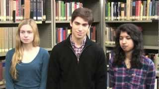 Download Yale Undergraduate Students Give Advice on the Admissions Process to US Universities Video