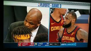 Download Final minute of cavs vs Pacers game Video