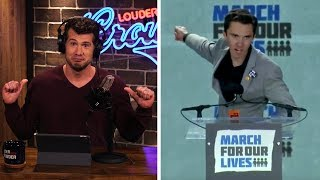 Download DAVID HOGG: The Unfiltered, Unpopular Truth! | Louder With Crowder Video