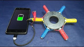 Download Free Energy Generator Magnet 100% Real New Technology New Idea Project Video