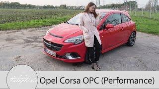 Download 2017 Opel Corsa OPC Fahrbericht / Ein kleiner Flitzer für Sport und Tour - Autophorie Video