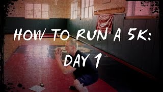 Download How to Run A 5K: Day 1 Training For Beginners Video