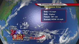 Download Bob Turk Has The Latest On Tracking Hurricane Irma Video