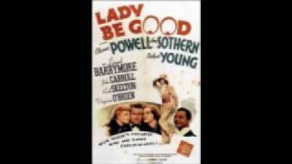 Download ″The Last Time I Saw Paris″ from Lady Be Good - Ann Sothern Video