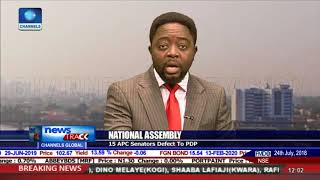 Download Insight Into Defection Of 15 APC Senators To PDP Video