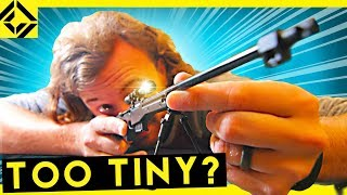 Download How Tiny is Too Tiny for Niko? (Tiny Guns 2) Video