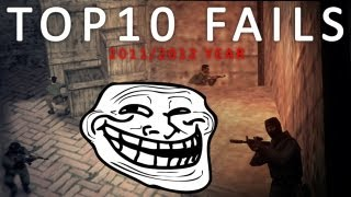 Download TOP 10 FAILS 2011/2012 Counter-Strike 1.6 Video