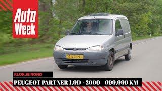 Download Peugeot Partner 1.9D - 2000 – 999.999 km - Klokje Rond Video