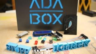 Download Adabox 001 Unboxing Video