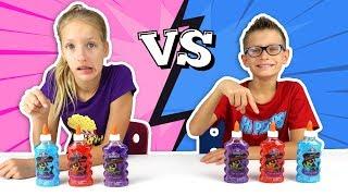 Download Twin Telepathy Slime Challenge!!! Video