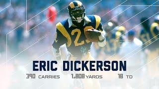 Download Eric Dickerson Rookie Season Highlights | NFL Video