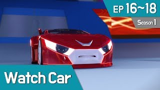 Download Power Battle Watch Car S1 EP 16~18 (English Ver) Video
