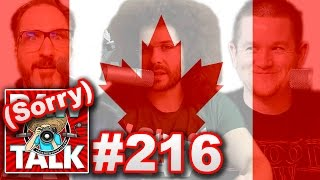 Download FroKnowsPhoto RAWtalk 216: ″Sorry″ Canada, NEW JPEG compression and Cameras BANNED on Flights Video